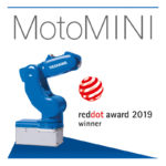 Le MotoMINI de YASKAWA reçoit le prix « Red Dot Award : Product Design 2019 »